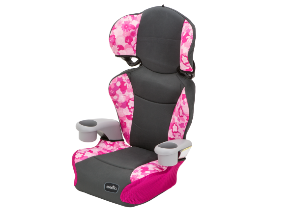 Evenflo Big Kid Sport (Model number starting with 365) car seat