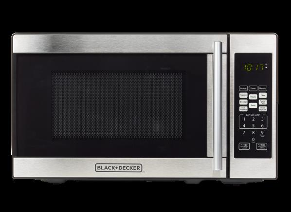 Black+Decker EM720CPN-P microwave oven