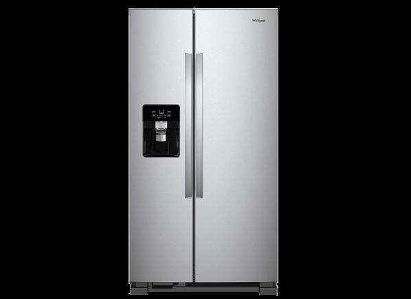 Whirlpool WRS555SIHZ refrigerator
