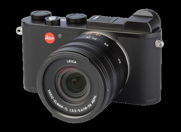 Leica CL w/ 18-56mm camera