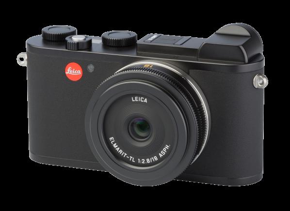 Leica CL w/ 18mm camera