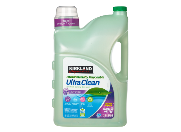 Kirkland Signature (Costco) Ultra Clean Environmentally Responsible laundry detergent