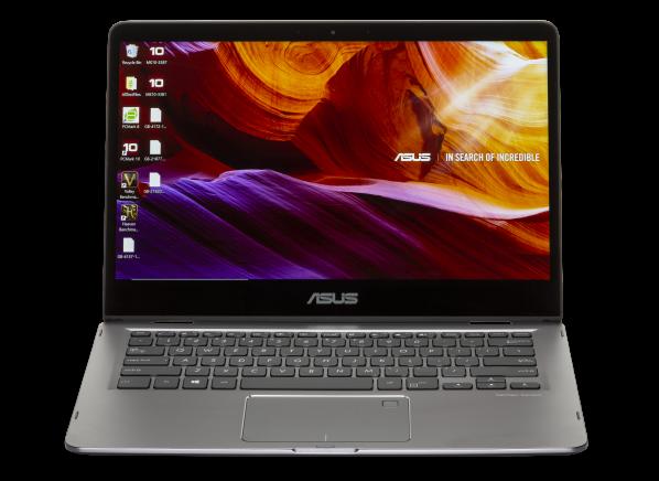 Asus ZenBook Flip UX461UA-DS51T computer