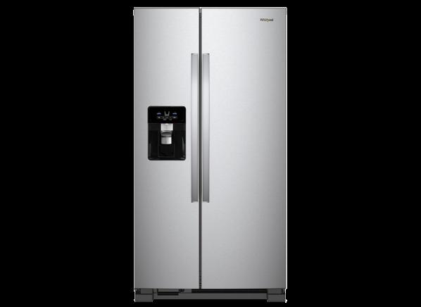 Whirlpool WRS331SDHM refrigerator