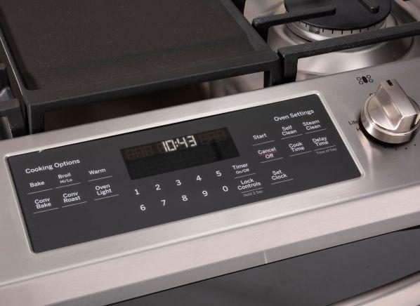 Ge Jgs760selss Range Consumer Reports