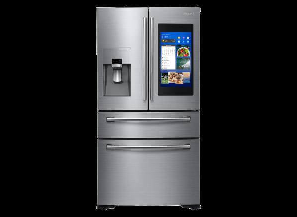 Samsung RF22NPEDBSR refrigerator