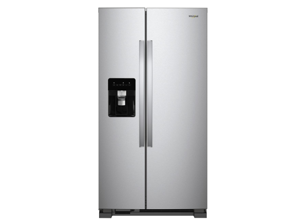 Whirlpool WRS315SDHM refrigerator