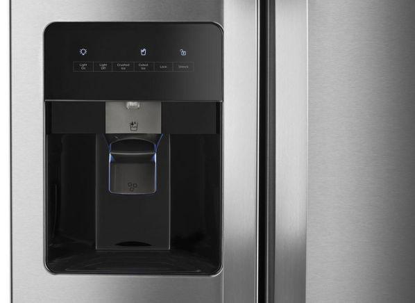 Whirlpool Wrs315sdhm Refrigerator Summary Information From