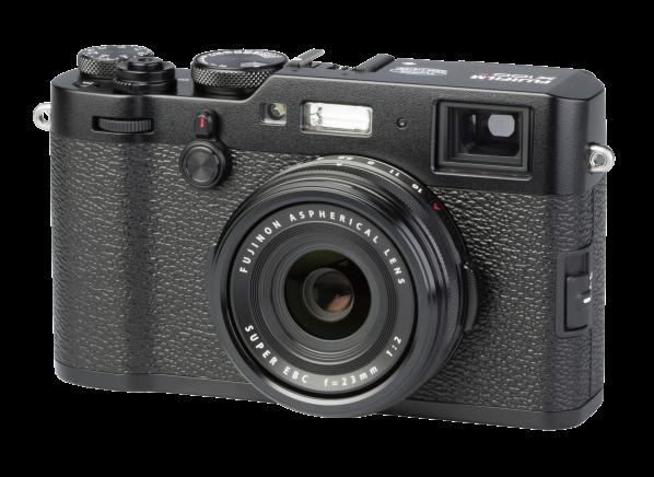 Fujifilm X100F camera
