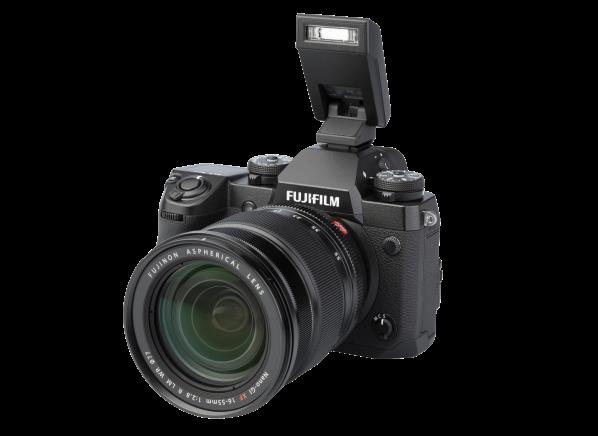 Fujifilm X-H1 w/ XF 16-55mm camera