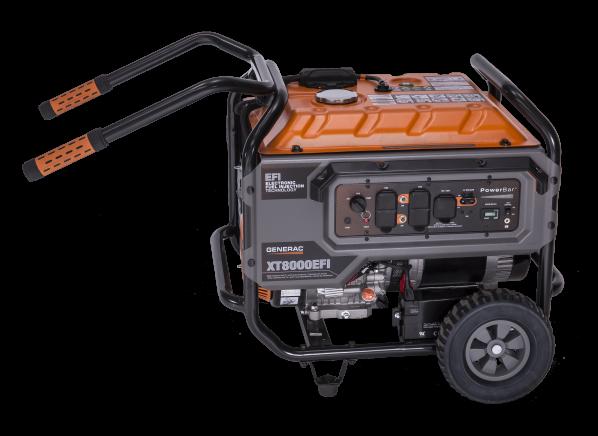 Generac XT8000EFI generator - Consumer Reports