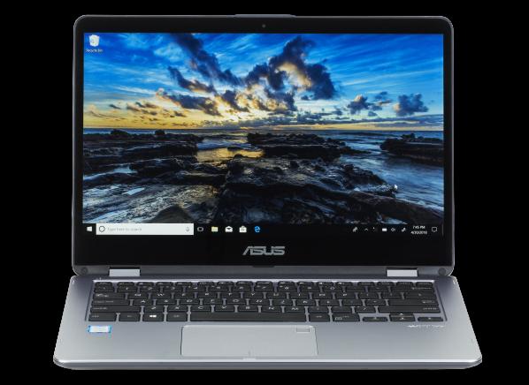 Asus VivoBook Flip TP410UA-DS52T computer