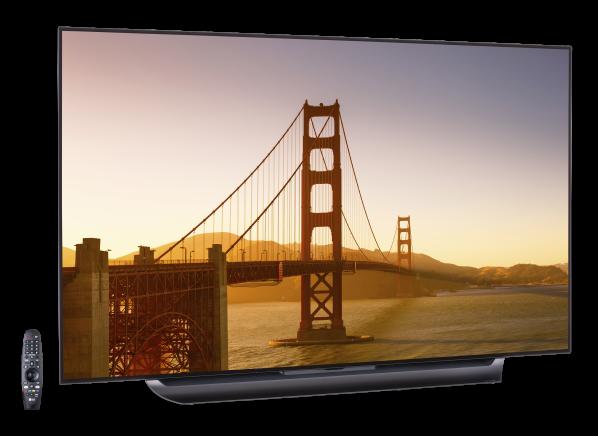 LG OLED65C8PUA TV