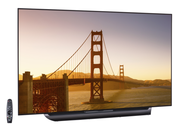 LG OLED65C8PUA TV - Consumer Reports