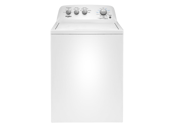 Whirlpool WTW4850HW washing machine
