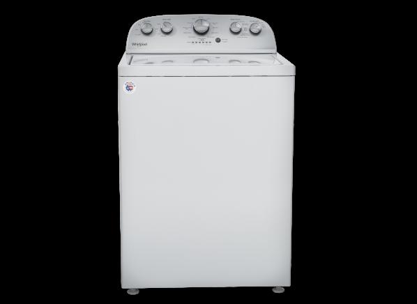 Whirlpool Washer With Agitator >> Whirlpool Wtw4955hw Washing Machine Consumer Reports