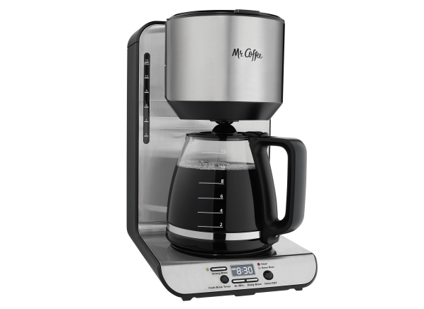 Mr Coffee Programmable Bvmc Fbx39 Coffee Maker Consumer