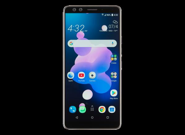 HTC U12+ smartphone