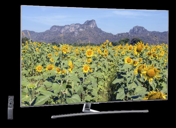 Samsung QN55Q7CN TV