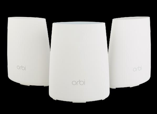Netgear Orbi AC2200 Tri-band (3-pack) wireless router