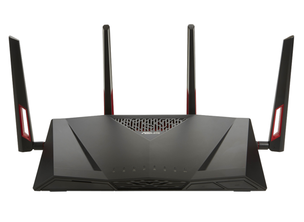 Asus AC3100 (RT-AC88U) wireless router