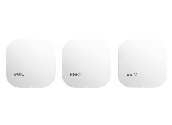 eero Pro Tri-band Mesh Network (3-pack) wireless router