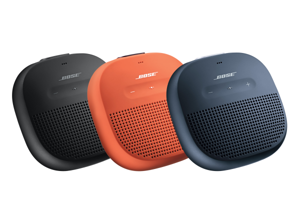 Bose Soundlink Micro wireless & bluetooth speaker
