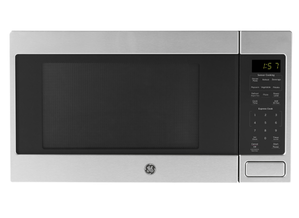 GE JES1657SMSS microwave oven