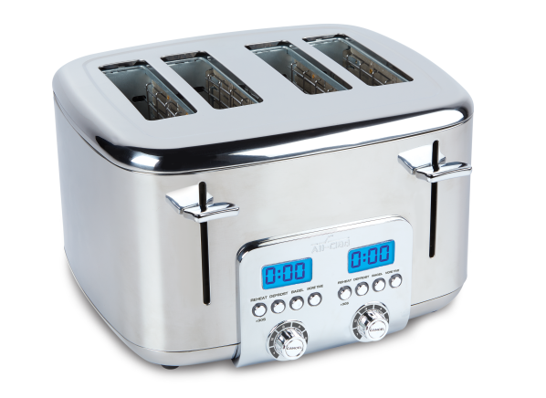 4 slice toaster reviews consumer reports