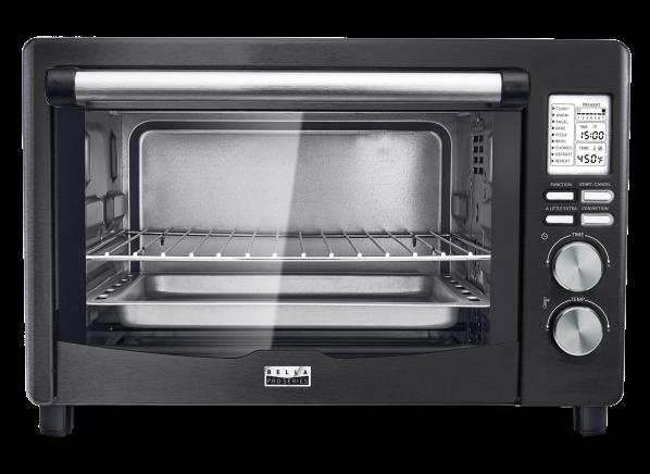 Bella Pro Series 6-slice Digital 90060 toaster oven