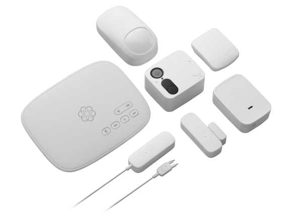 Ooma Smart Home Security Starter Pack