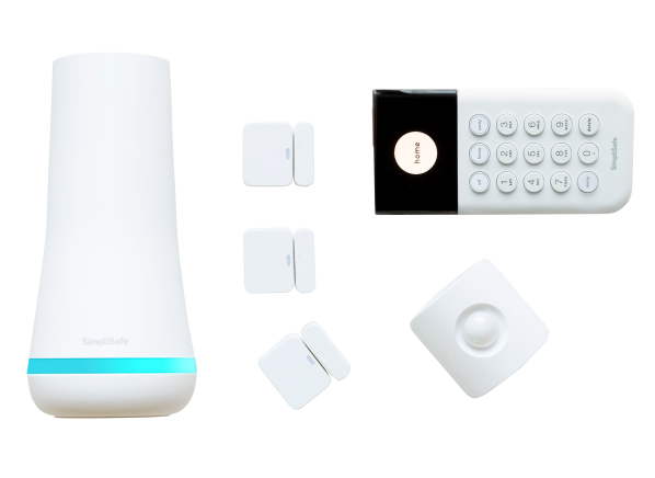 SimpliSafe The Essentials SS3-01 home security system