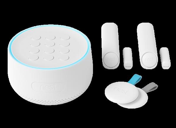 Nest Secure Alarm Starter Pack H1500es Home Security System