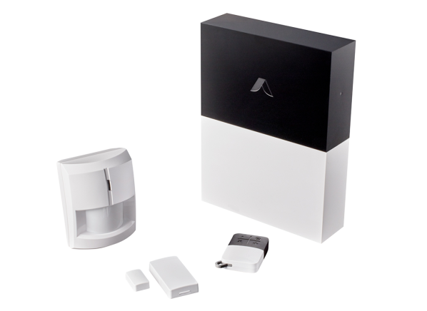 Abode Essentials Starter Kit home security system