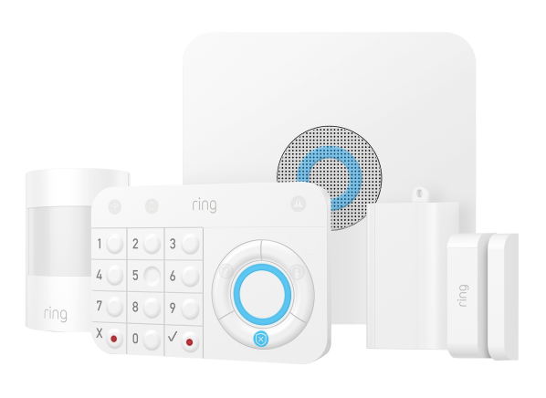 Ring Alarm Kit 5-Piece home security system