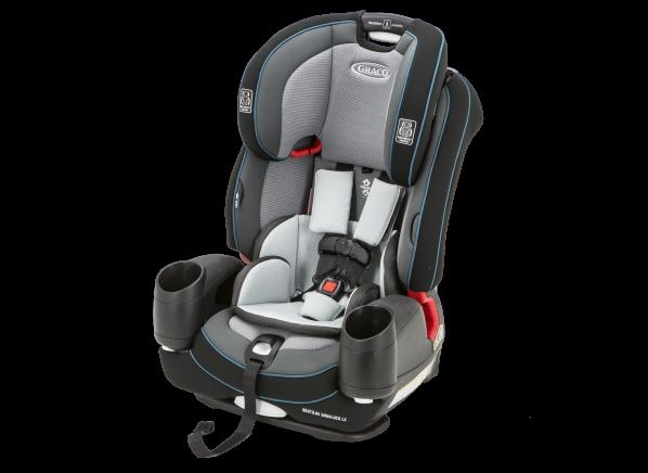 Graco Nautilus SnugLock LX car seat - Consumer
