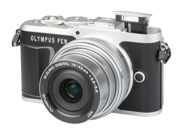 Olympus PEN System EPL9 w/ 14-42mm EZ camera