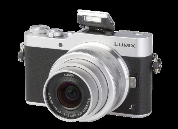 Panasonic Lumix DMC-GX850 w/ 12-32mm camera