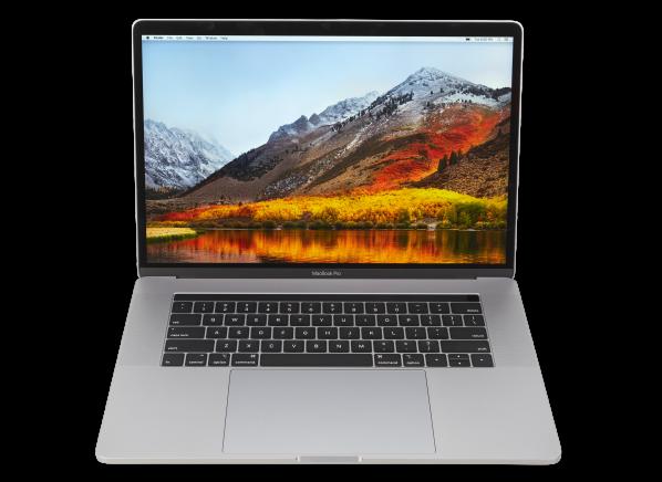 Apple MacBook Pro 15-inch (2018, MR932LL/A) computer
