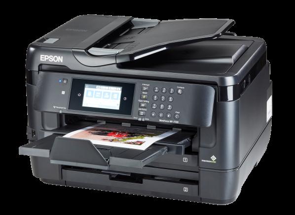 Epson Workforce WF-7720 printer - Consumer Reports