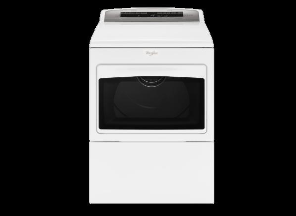 Whirlpool WGD7500GW clothes dryer