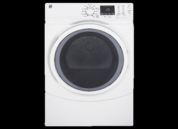 GE GFD45GSSMWW clothes dryer
