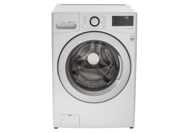LG WM3500CW washing machine - Consumer Reports