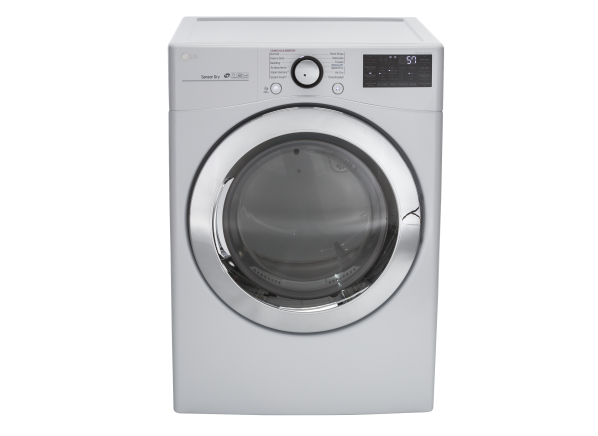 LG DLEX3700W clothes dryer