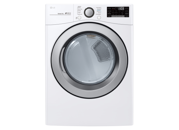 LG DLE3500W clothes dryer