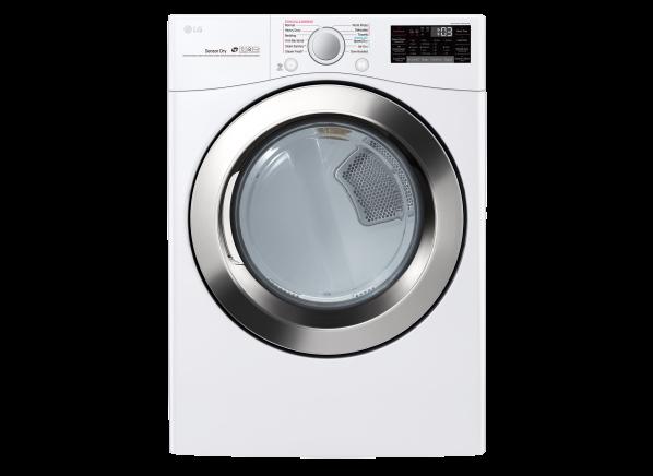 LG DLGX3701W clothes dryer