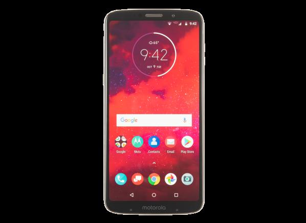 Motorola Moto Z3 smartphone - Consumer Reports on