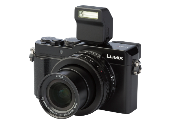 Panasonic Lumix DMC-LX100 II camera
