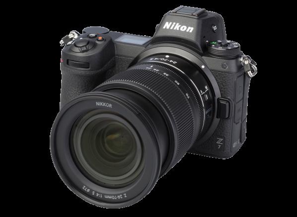 Nikon Z7 w/ 24-70mm S camera