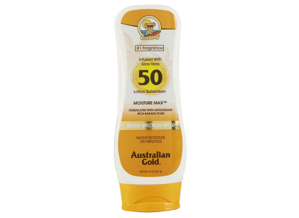 Australian Gold Sunscreen Lotion SPF 50